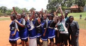 UF Netballers Nsambya